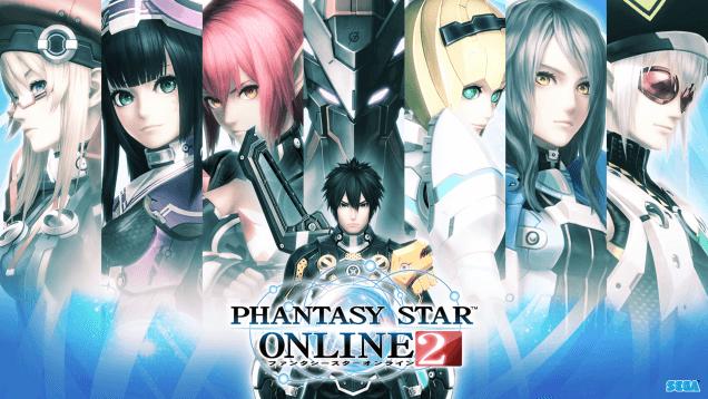 Phantasy Star Online 2 Anime