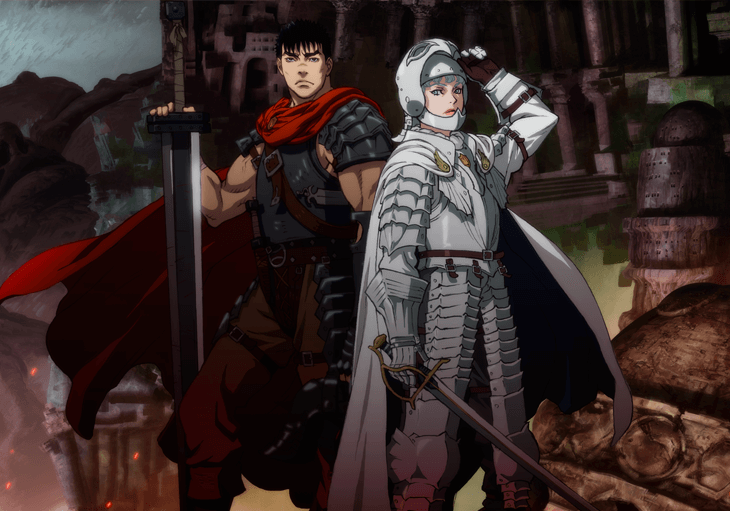 Review: Berserk: The Golden Age Arc Trilogy (Blu-Ray) - Anime Inferno