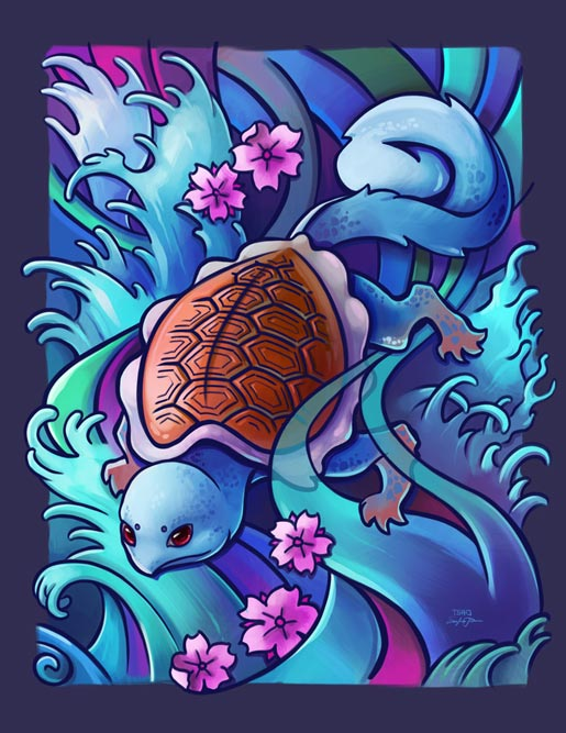 Tattoo-Squirtle