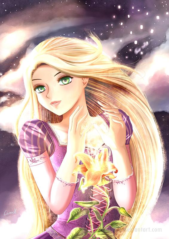 [Chr0n0-X] Rapunzels