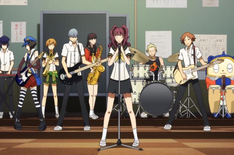 Persona 4 Band