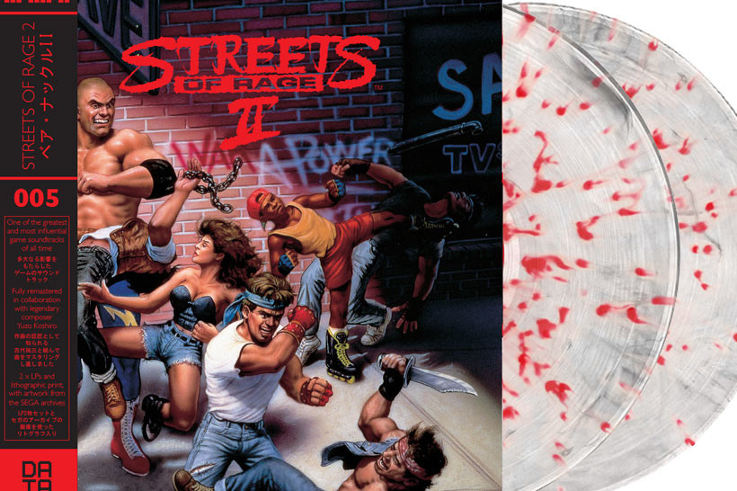 Data Discs to release Streets of Rade 2 OST on vinyl