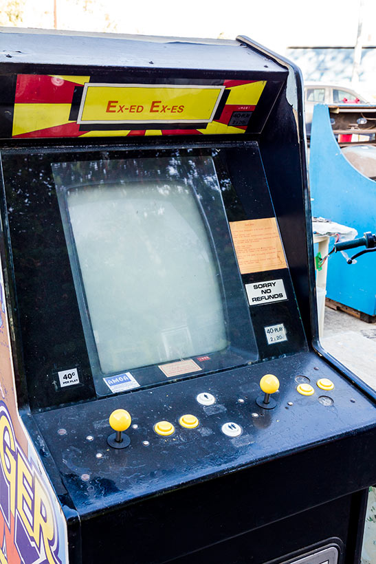 February 2016 Arcade sale - Digger Upright