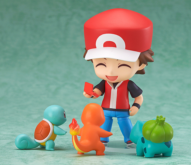 Nendoroid Red 2014 release