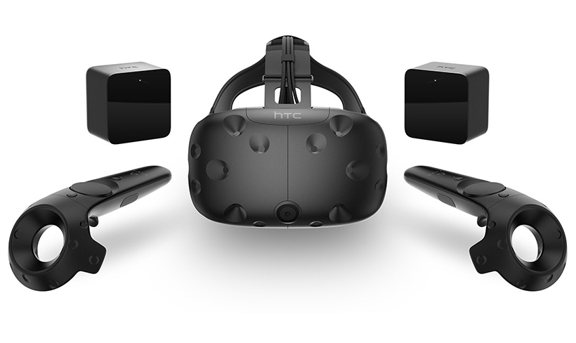 March 2016 VR round-up - HTC Vive Bundle image