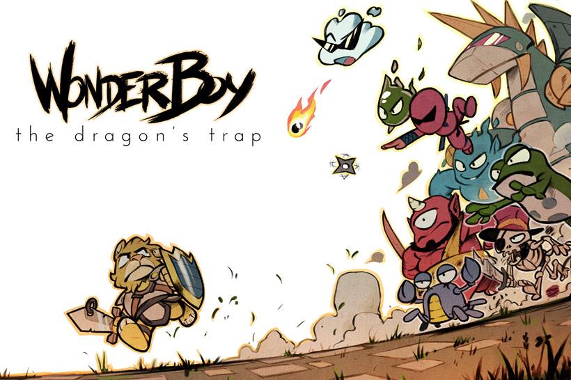 June 2016, Wonder Boy The Dragon's Trap Feature image