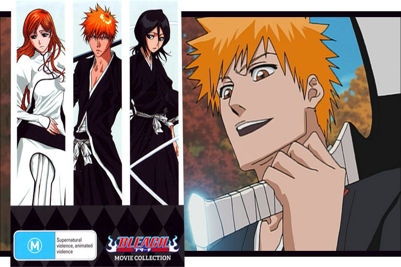 bleach collection feature image