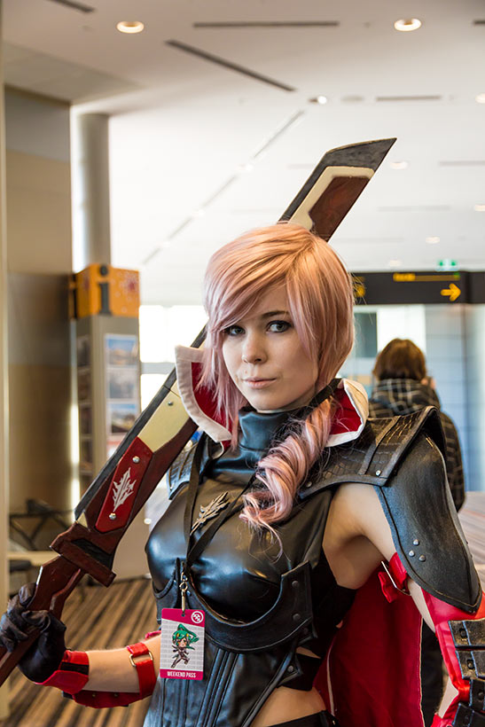 July 2016, AVCon Cosplay 13 image