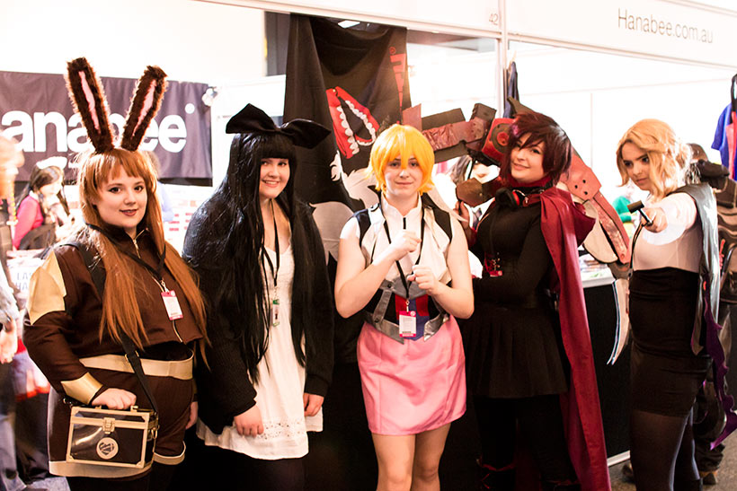 July 2016, AVCon Cosplay 25 image