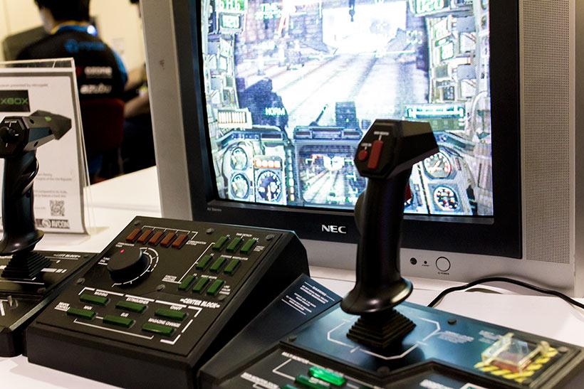 July 2016, AVCon Retro games 10 image