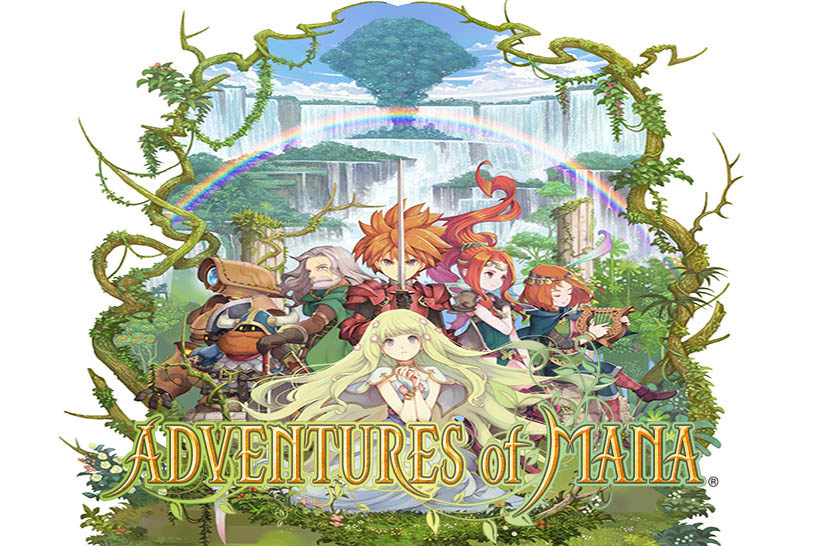 Adventures of Mana Header