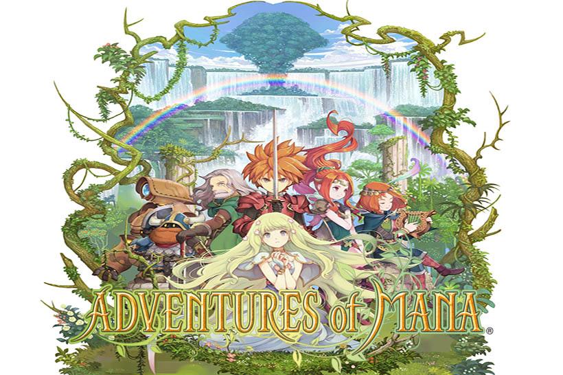 Adventures of Mana Header