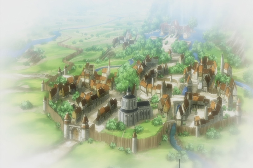 Lord Marksman and Vanadis - The Beautiful Hovel of Alsace