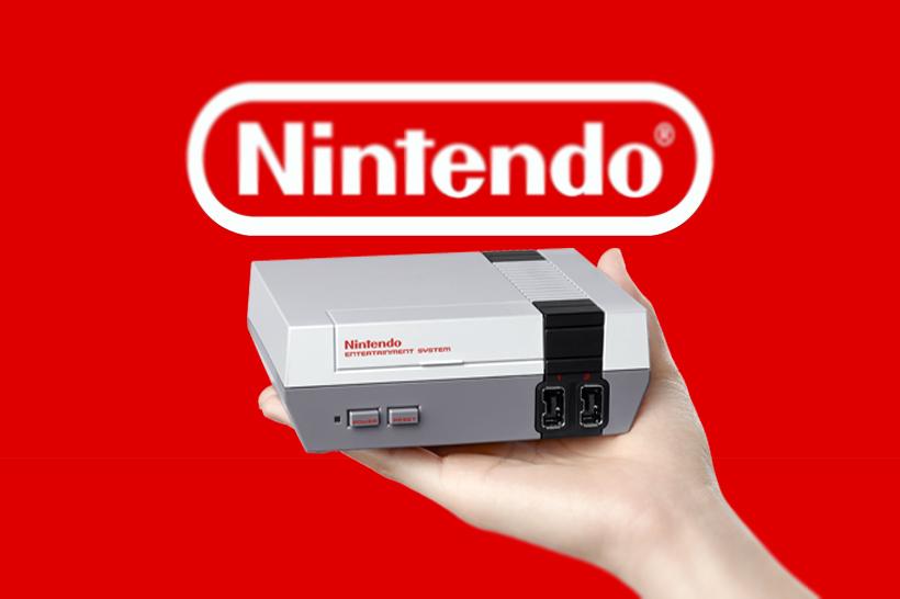 Mini NES Header