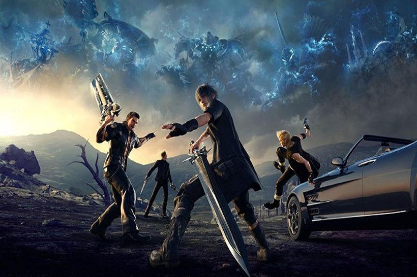 Final Fantasy XV Delay Header