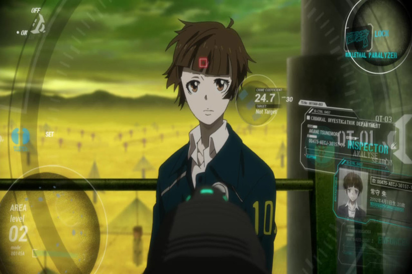 Psycho-Pass In Sights