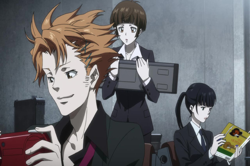 Psycho-Pass Friends