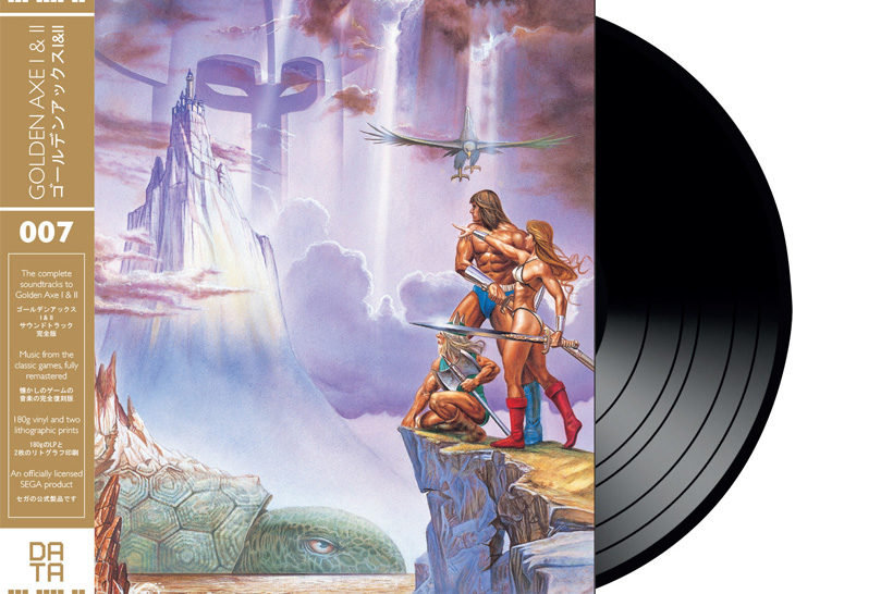 October 2016, Golden Axe I and II OST review, feature