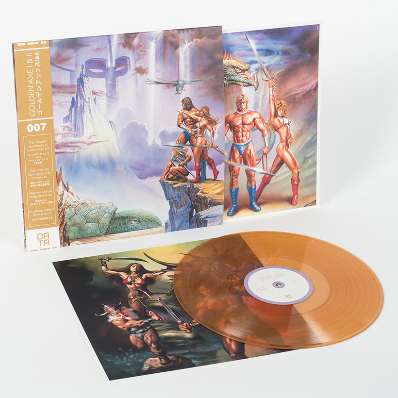October 2016, Golden Axe I and II OST review, set