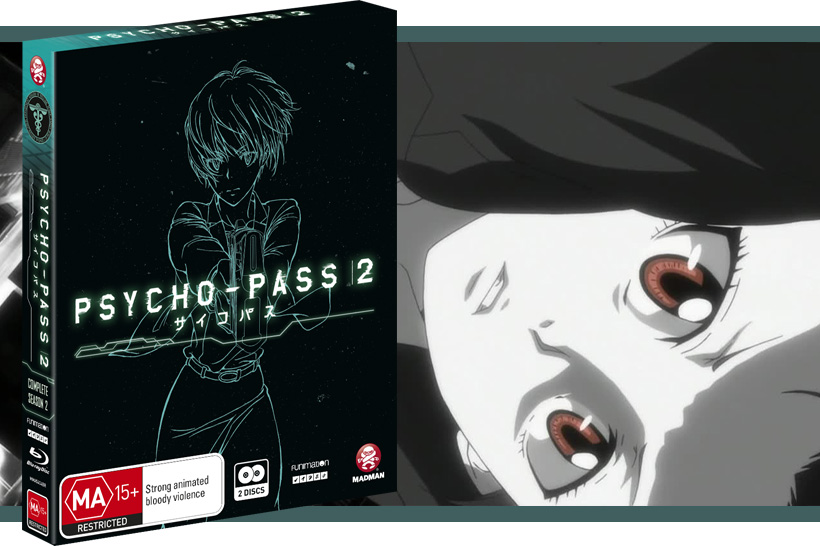Psycho-Pass 2 Header