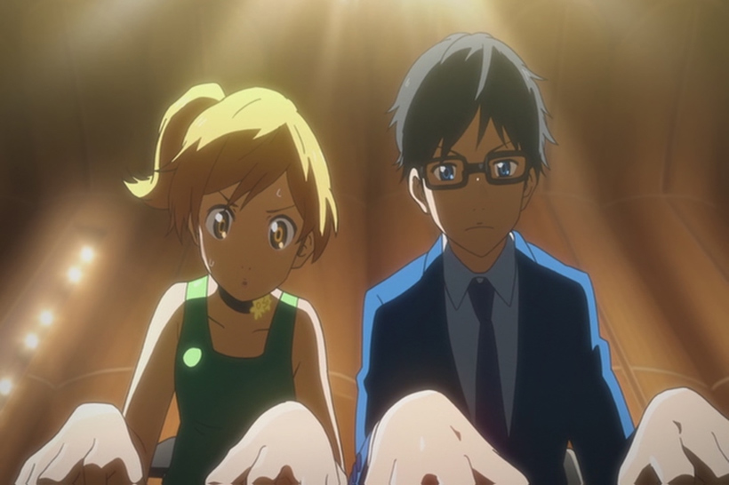 Your Lie in April Duet