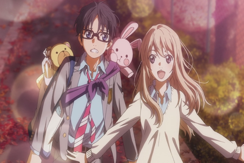 Your Lie in April Quality