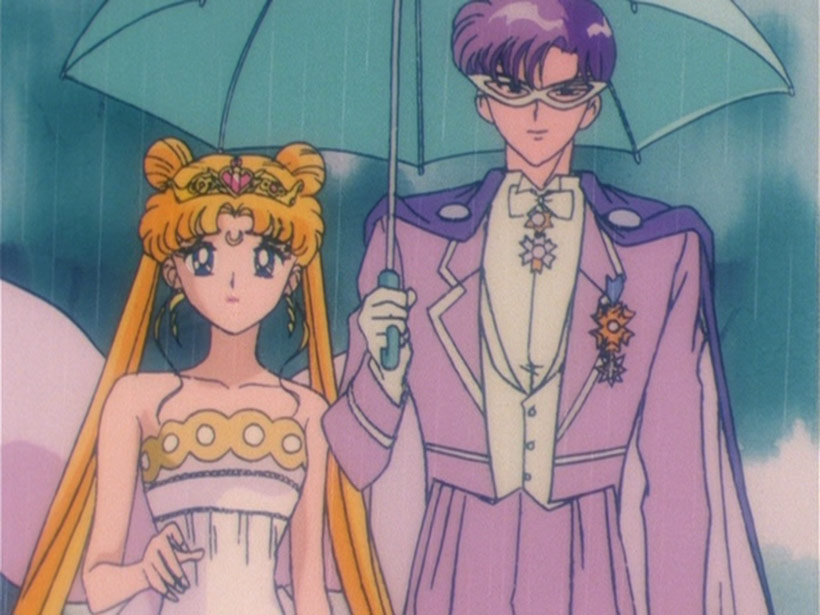 Decemer 2016, Sailor Moon R Part 2 review 03