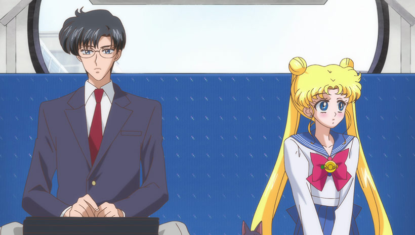 January 2017, Sailor Moon Crystal Set 1, image 2