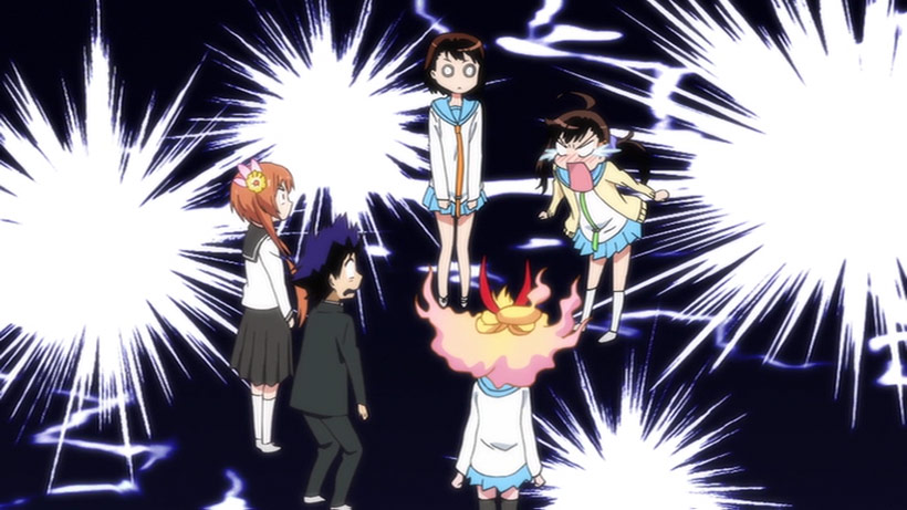 February 2017, Nisekoi Season 2, 2 image