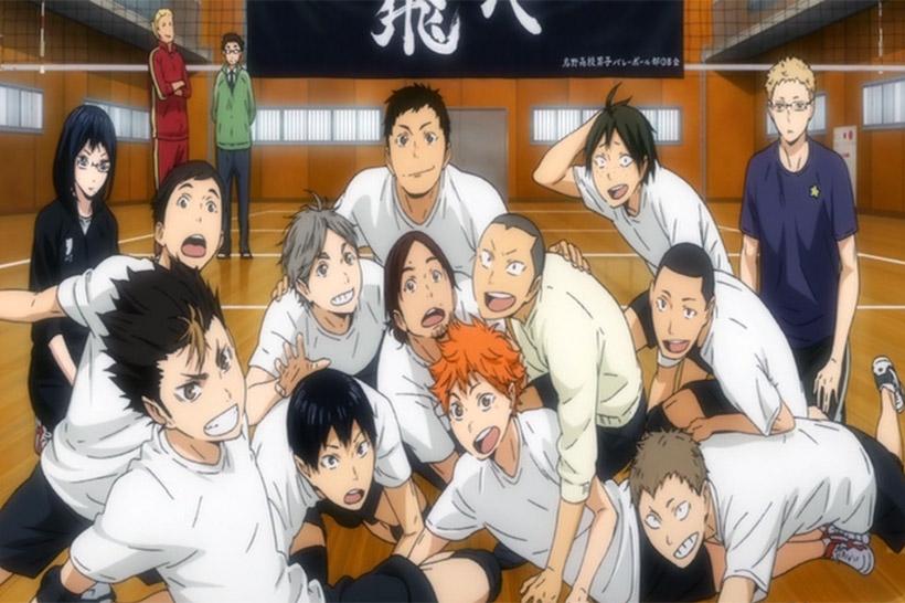 Haikyu Team