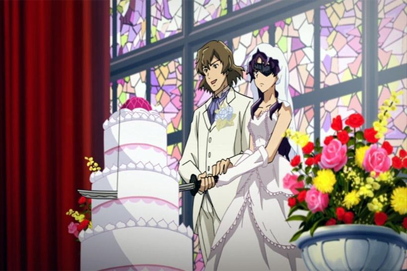 The Future Diary Wedding
