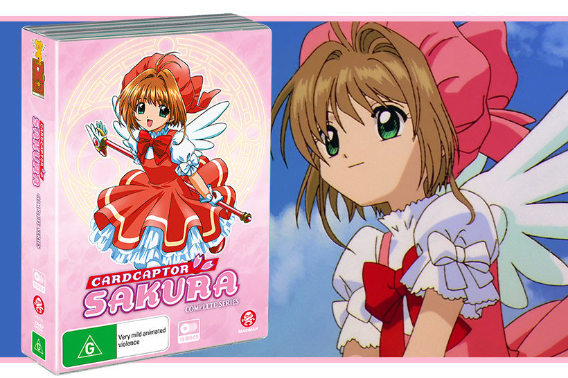 April 2017, Cardcaptor Sakura Feature image