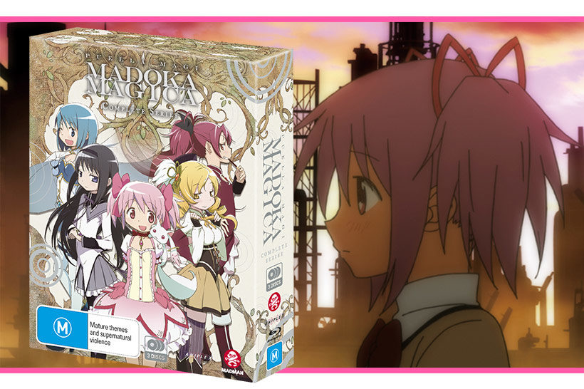 April 2017, Madoka Magica Feature image