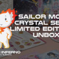 April 2017, Sailor Moon Crystal Set 2 Limited Edition unboxing feature image
