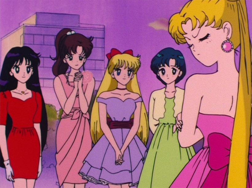 April 2017, Sailor Moon S Part 1 4 image