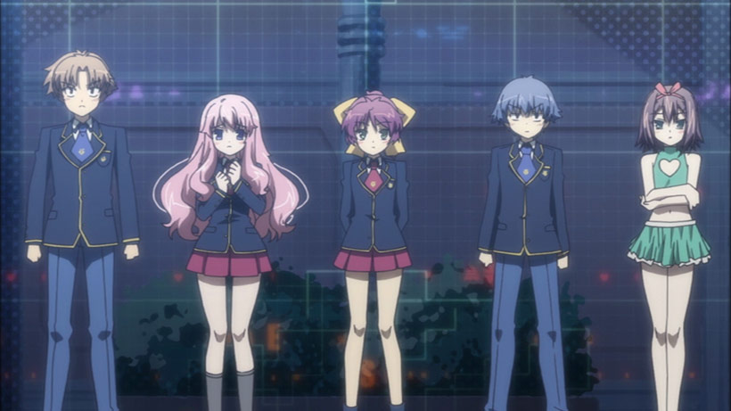 May 2017, Baka and Test Complete Collection 1 Image