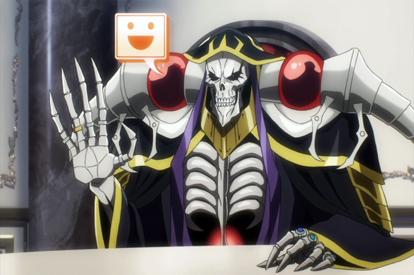 Overlord Emoticon