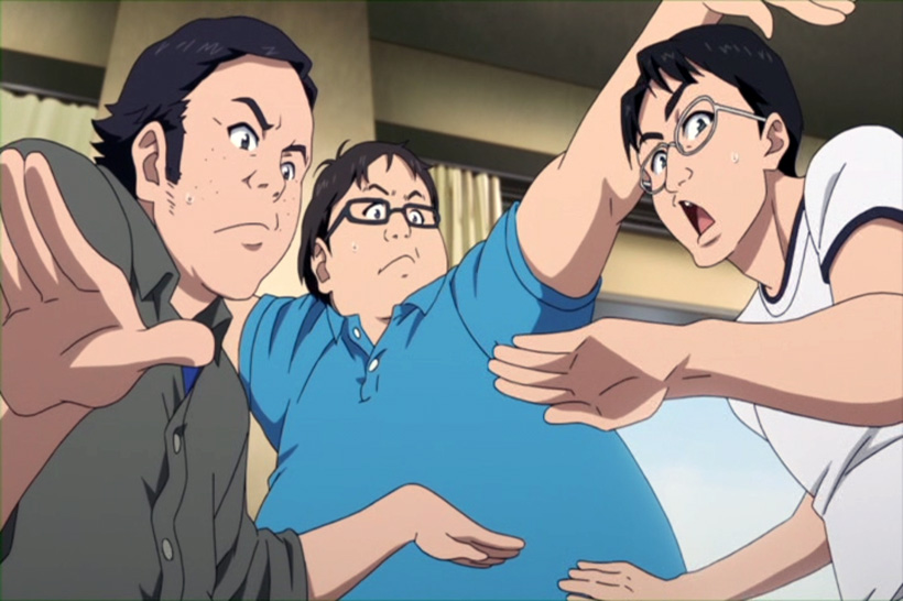 Shirobako Normal Office Behaviour