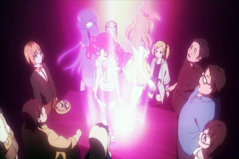Shirobako Nothing Strange Ever Happens in Anime