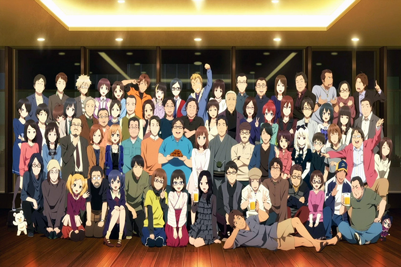 Shirobako This Isn't Even Everyone