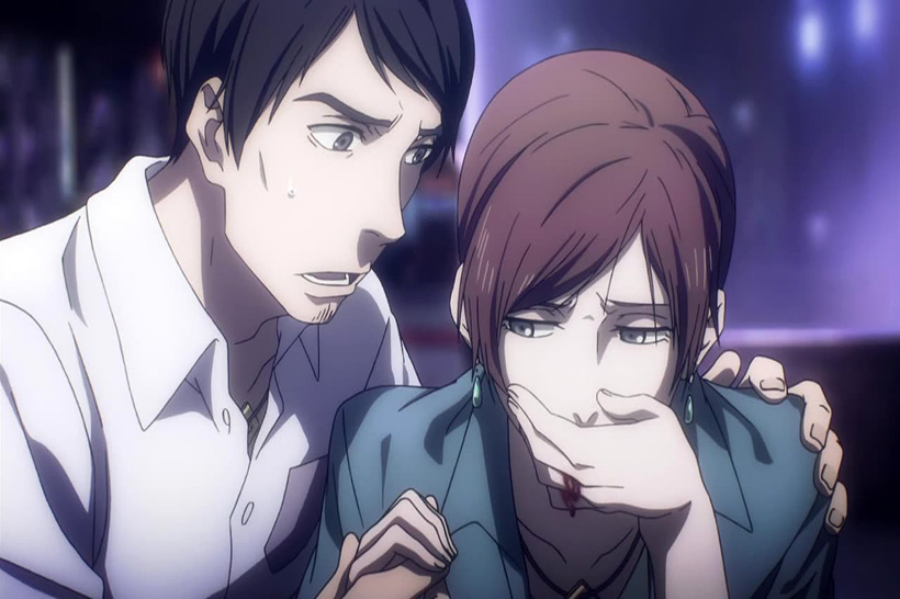 Death Parade Couple