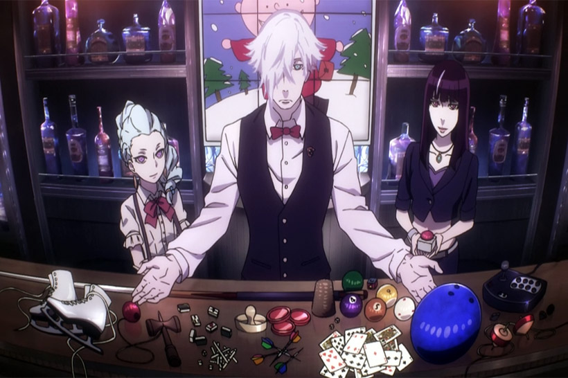 Death Parade Games