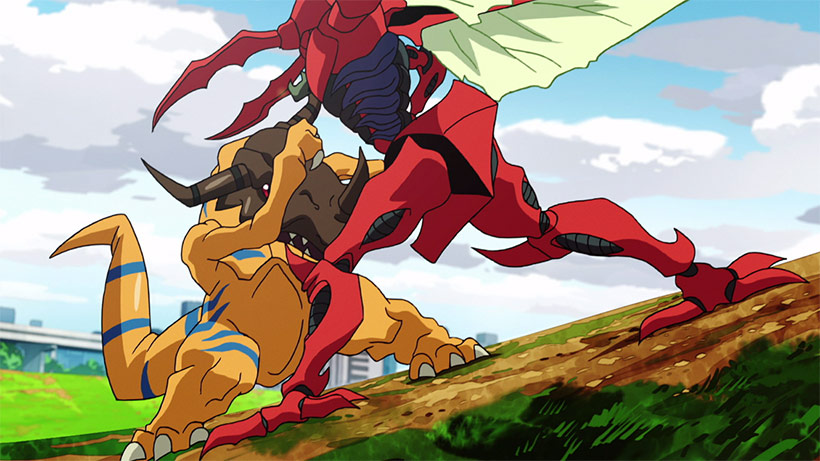 July 2017, Digimon Adventure Tri Part 1 Review, 1 image