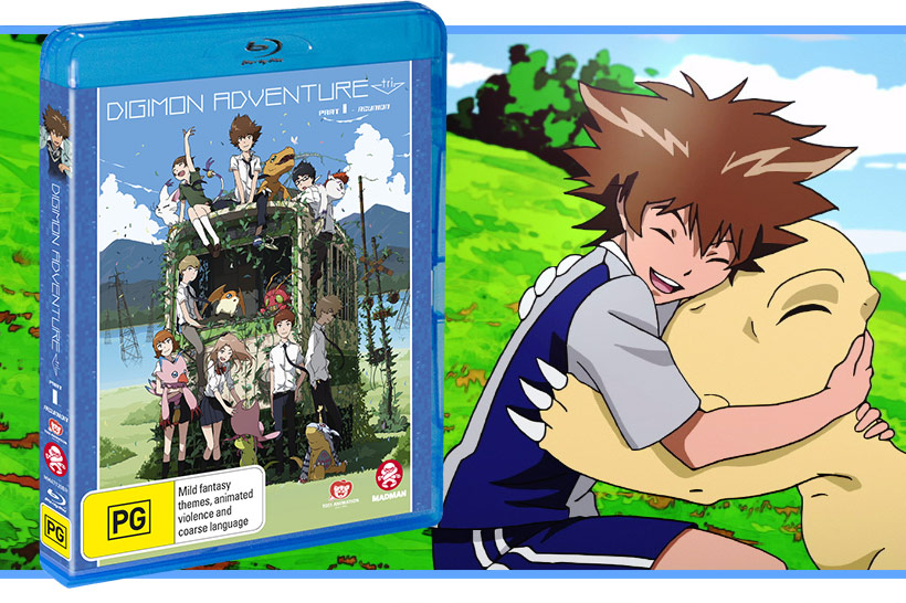 July 2017, Digimon Adventure Tri Part 1 Review, feature image