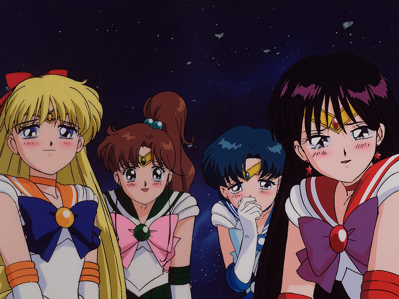 July 2017, Sailor Moon R The Movie Review 1 image