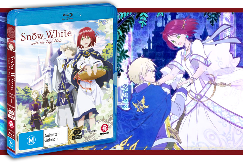 Snow White with the Red Hair Header