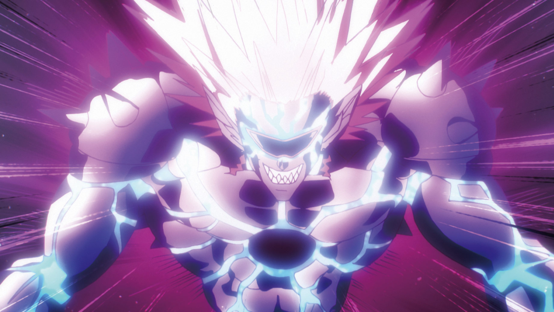 August 2017, One Punch Man 2 image
