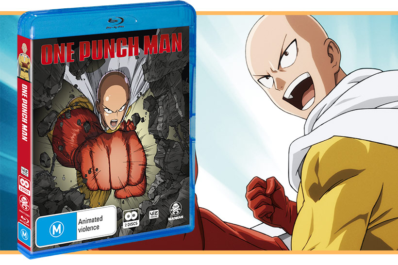 August 2017, One Punch Man feature image