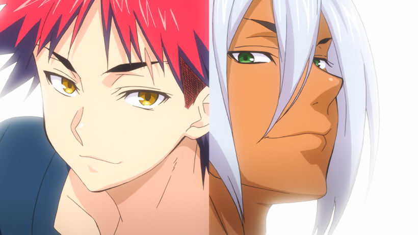 November 2017, Food Wars Season 1 image 1