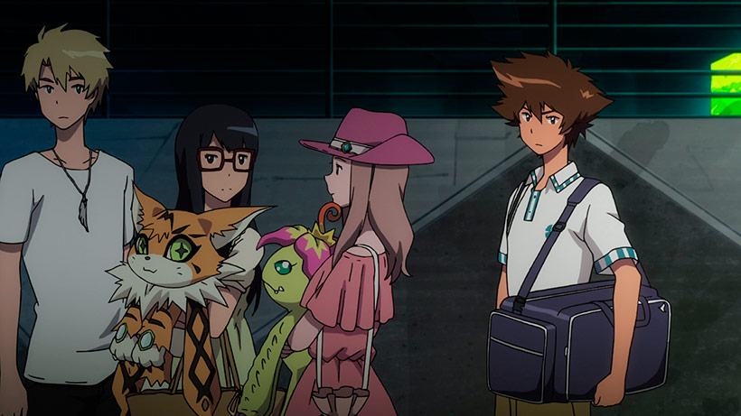 April 2018, Digimon Adventure Tri 2, image 1